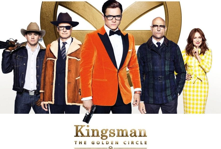 kingsman the golden circle glitter rebel