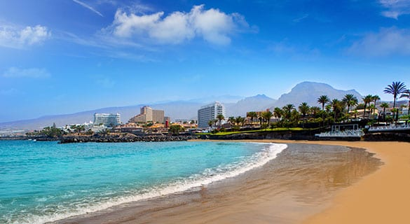 canary-islands temperature in winter