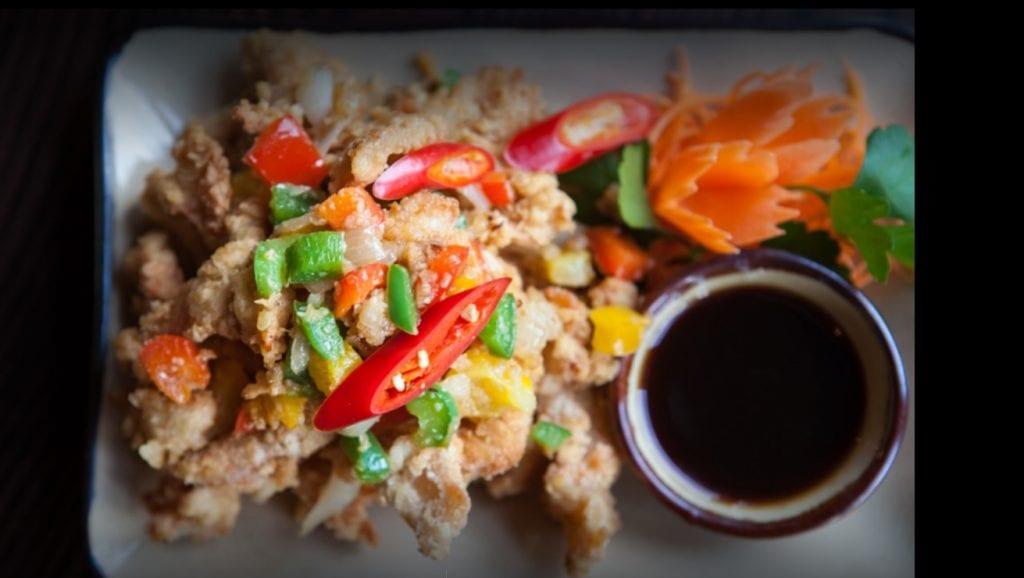 koh thai chicken