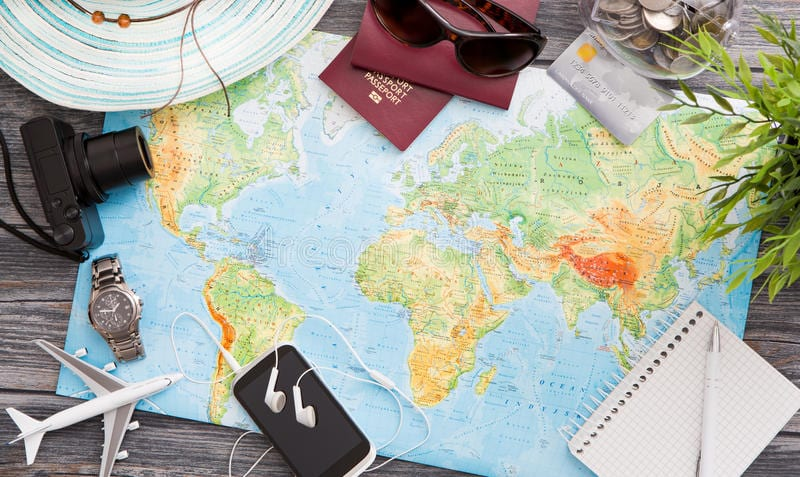 4 tips on packing your suitcase when travelling abroad