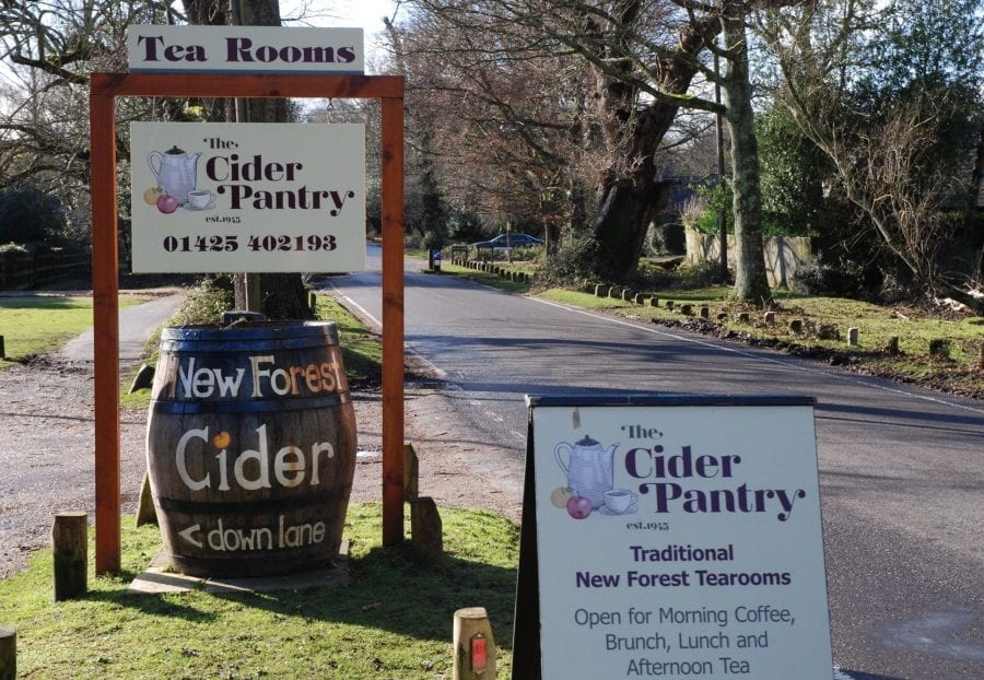 the cider pantry review