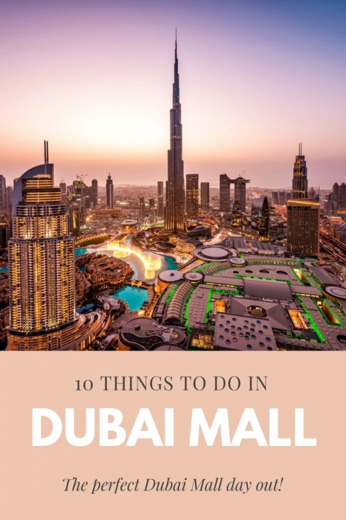 10 things to do in Dubai Mall (1)