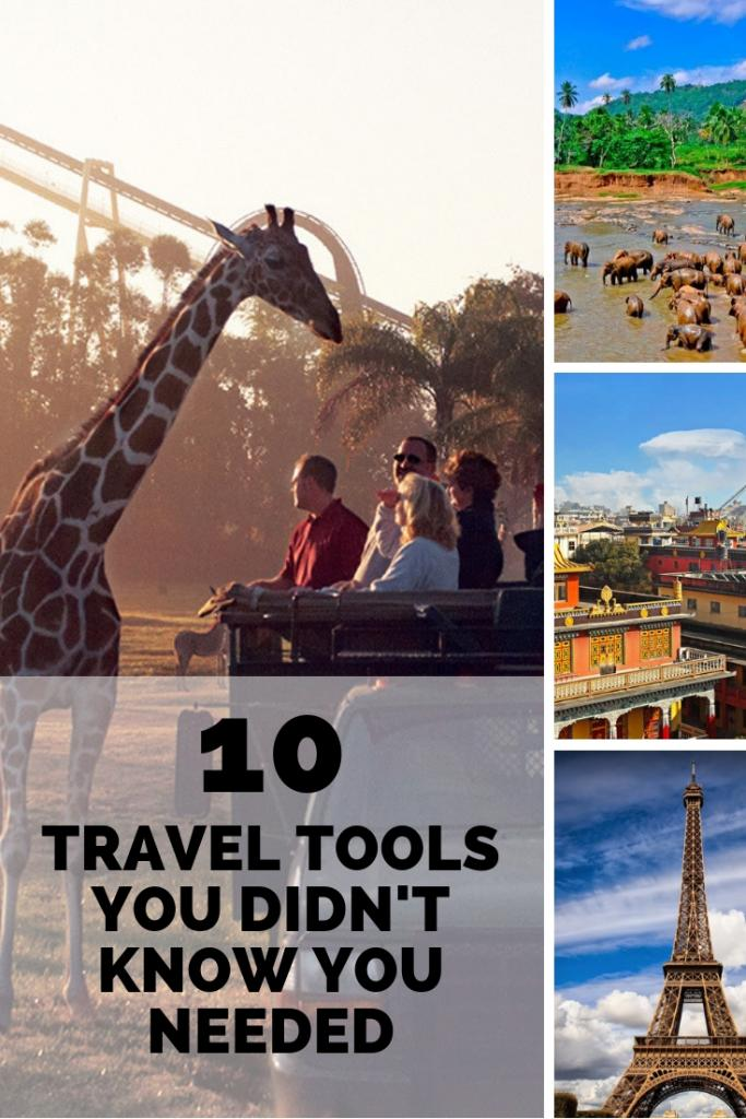 10 travel tools you didnt know you needed