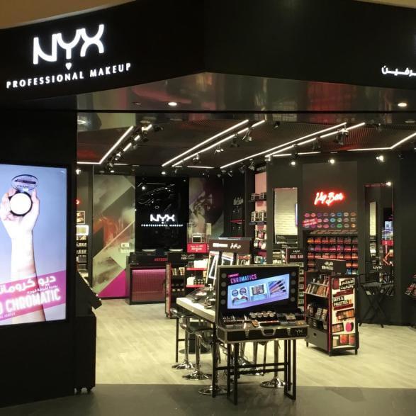 Nyx what to do dubai mall bucket list