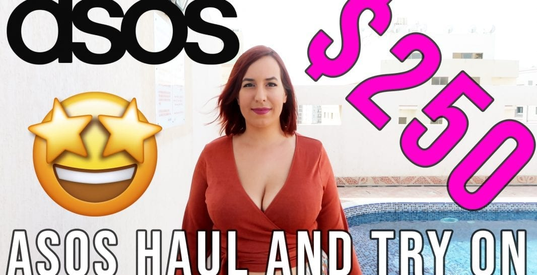 1524b7efb8e $250 Asos Haul and Try on – amazing trousers but the dress can burn ...