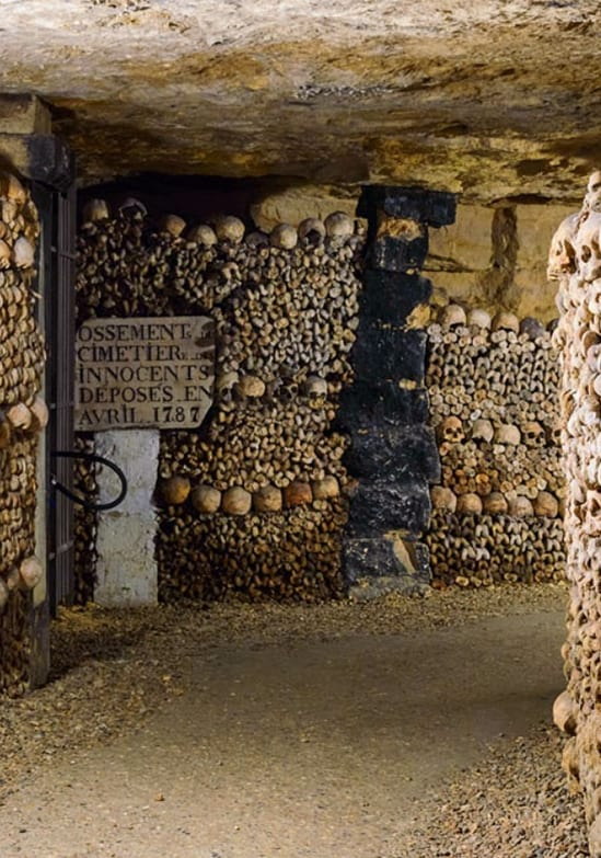 catacombs paris bucket list what to do