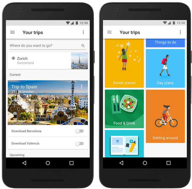 google trips google travel app what tools to use for traveling