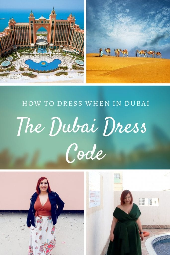 how to dress when in Dubai