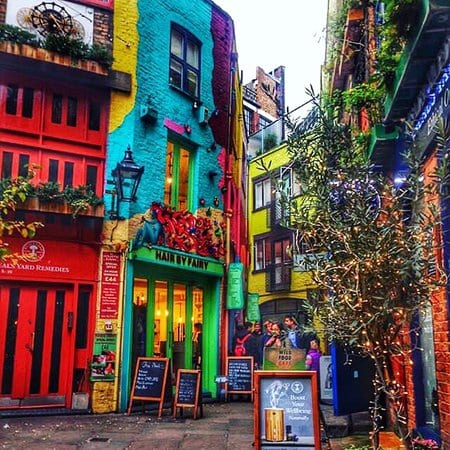 neal-s-yard london instagram top places