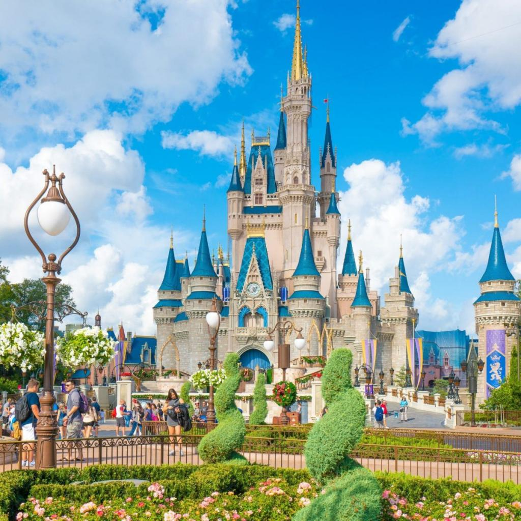 orlando visit walt disney cheap tickets