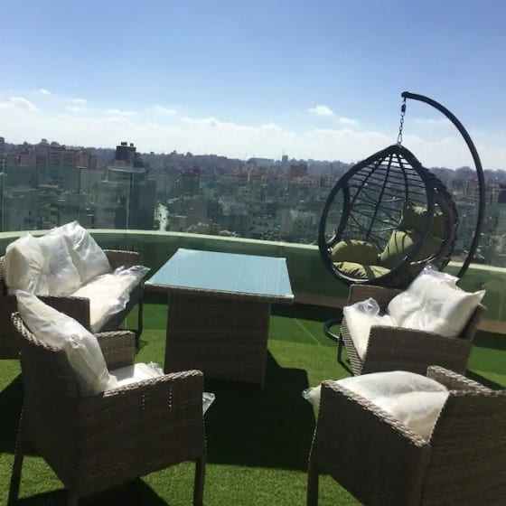 pool panoramic view airbnb lebanon cheap beirut