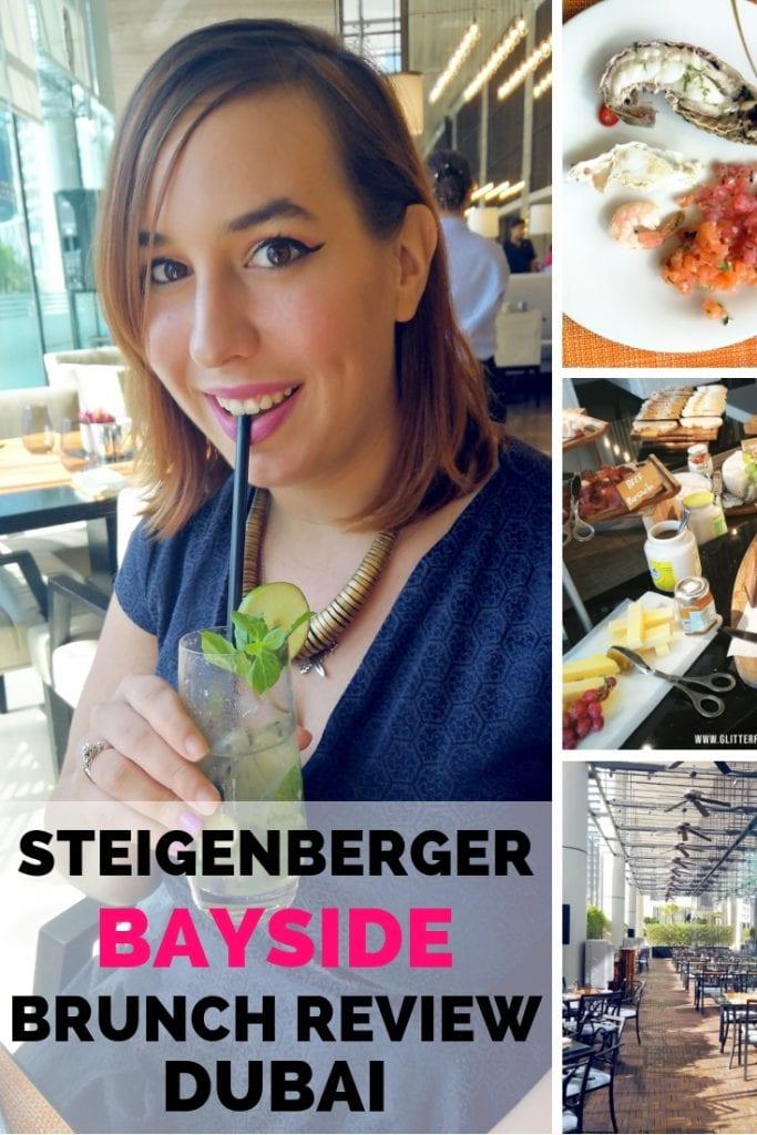 steigenberger bayside brunch dubai
