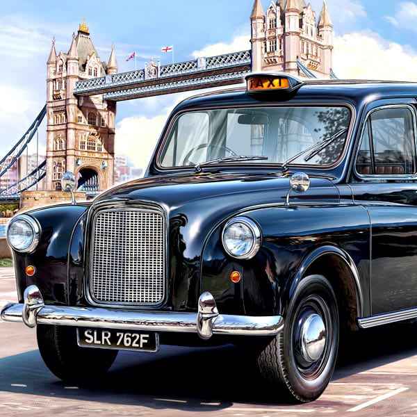 taxi fares scam london uk