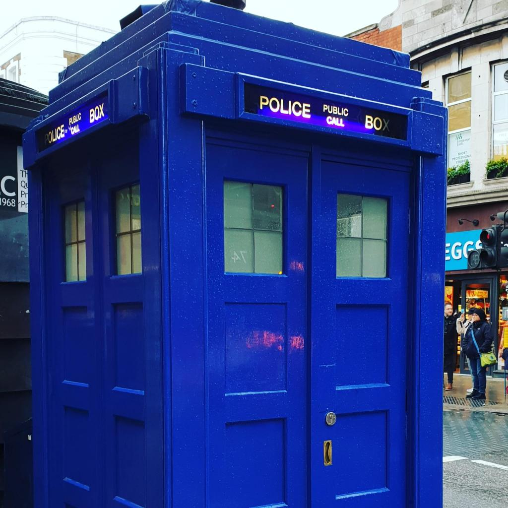 tardis london earls court what to do