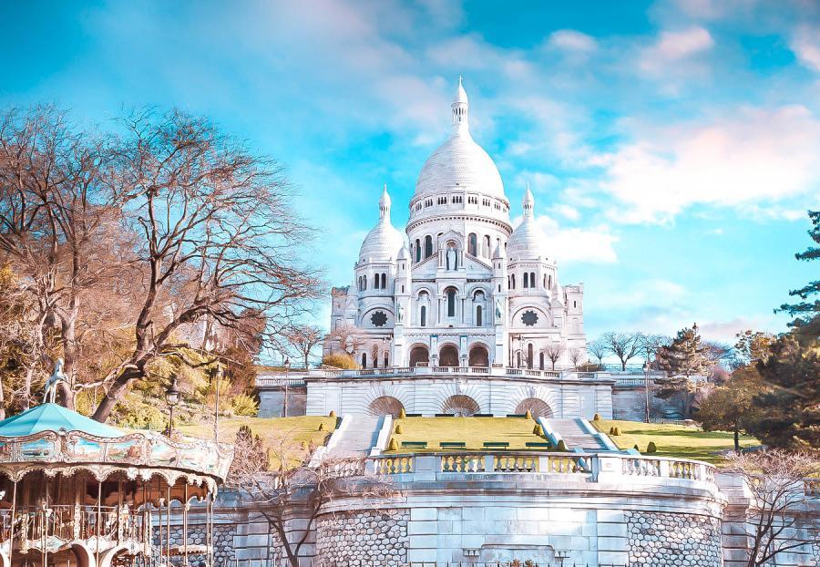 Basilique-Sacre-Coeur-Montmartre-free-paris