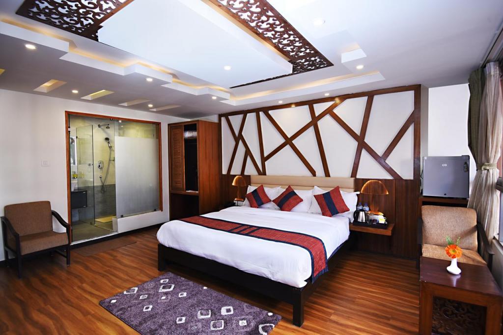 hotel jampa best hotels nepal kathmandu thamel