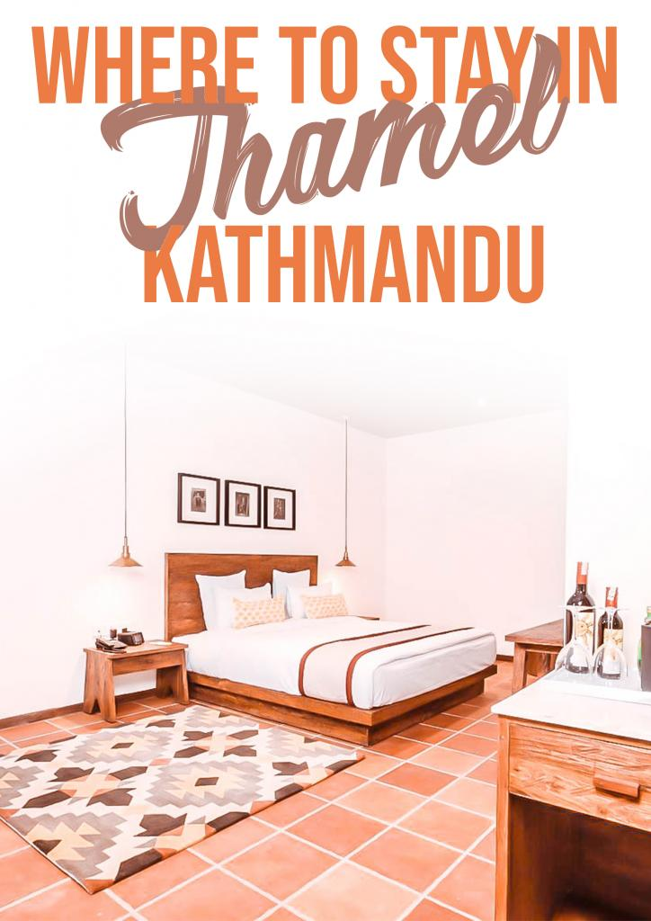 Where to stay in thamel kathmandu