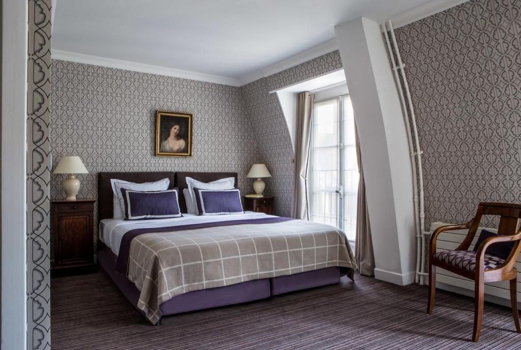 hotel dorsay near jardin tuileries and musee dorsay