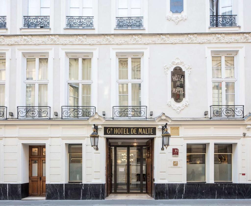 find a hotel near jardin tuileries and place de la concorde