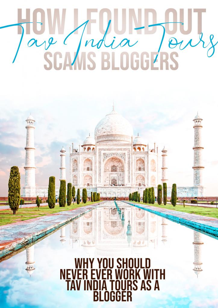 travel as volunteer tav india tours scam bloggers