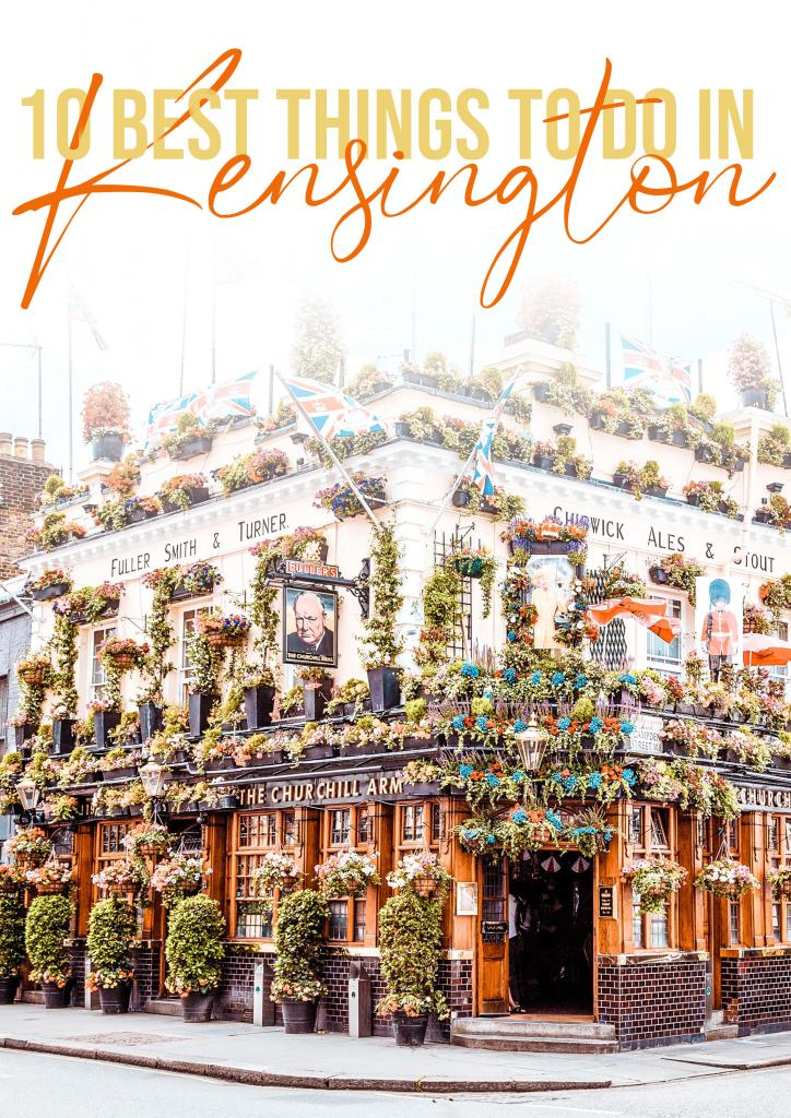 10 best things to do in kensington
