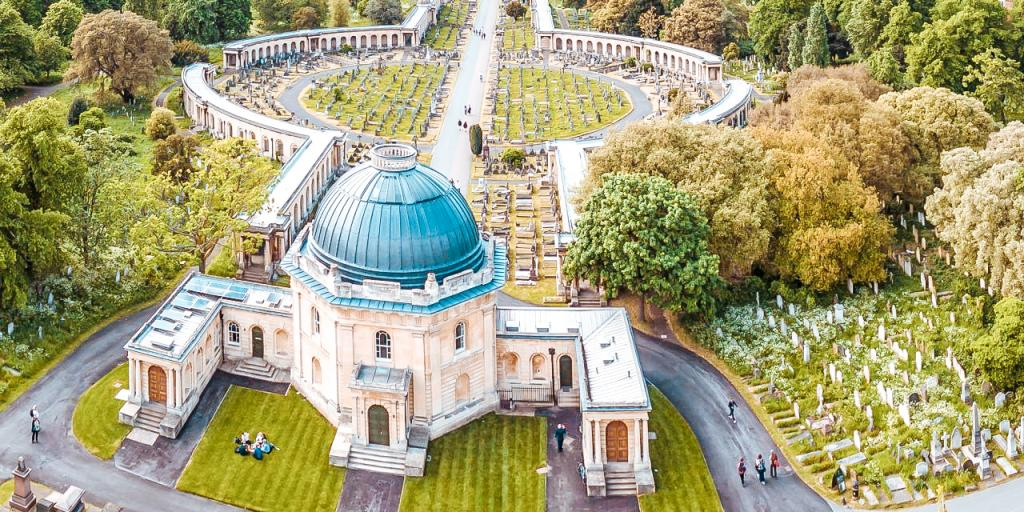 Kensington 10 best things to do brompton cemetary