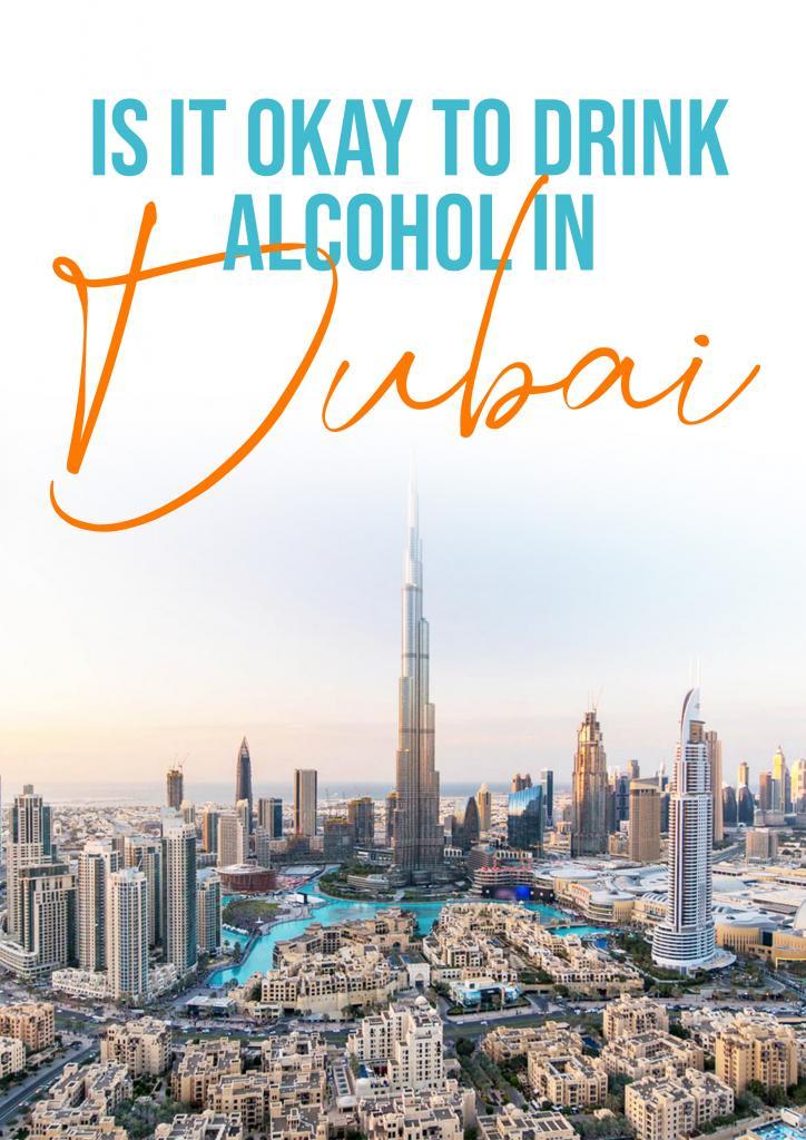 alcohol dubai okay to drink