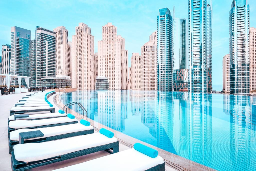 best rooftop bars dubai shades