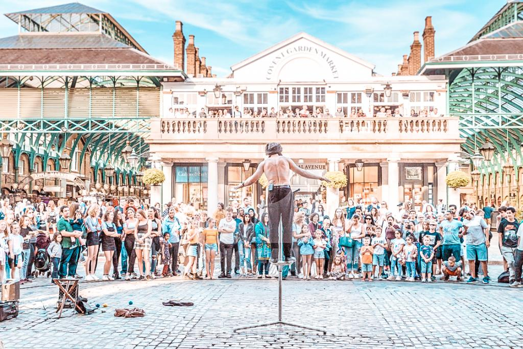 covent garden performers what to do covent garden london