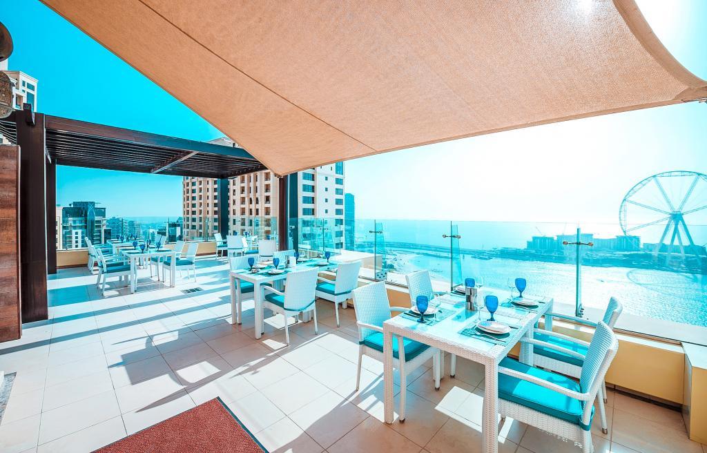 top 10 rooftop bars dubai skylounge