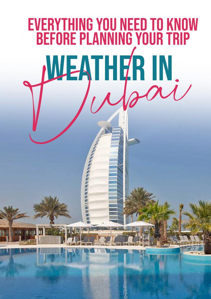weather dubai everything you need to know travel