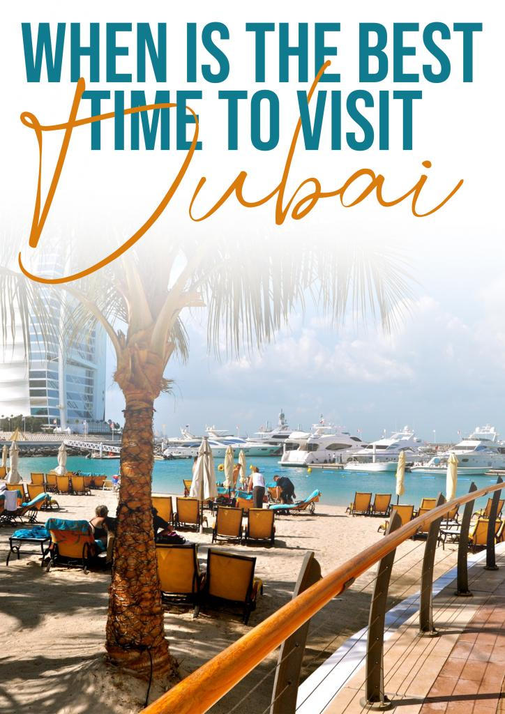 when is the best time to visit dubai