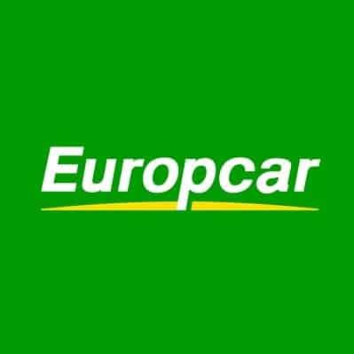 Europecar discounts deals coupons