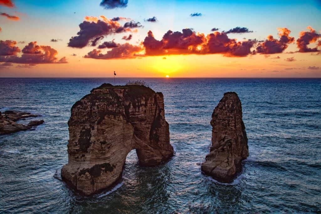 How safe is Beirut