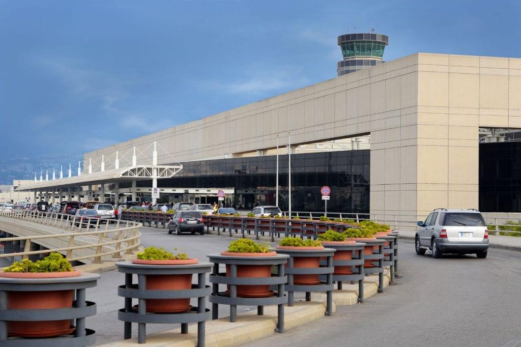 beirut international airport