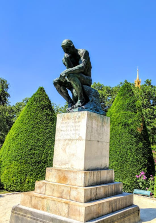 MUSEE RODIN paris what to do bucket list