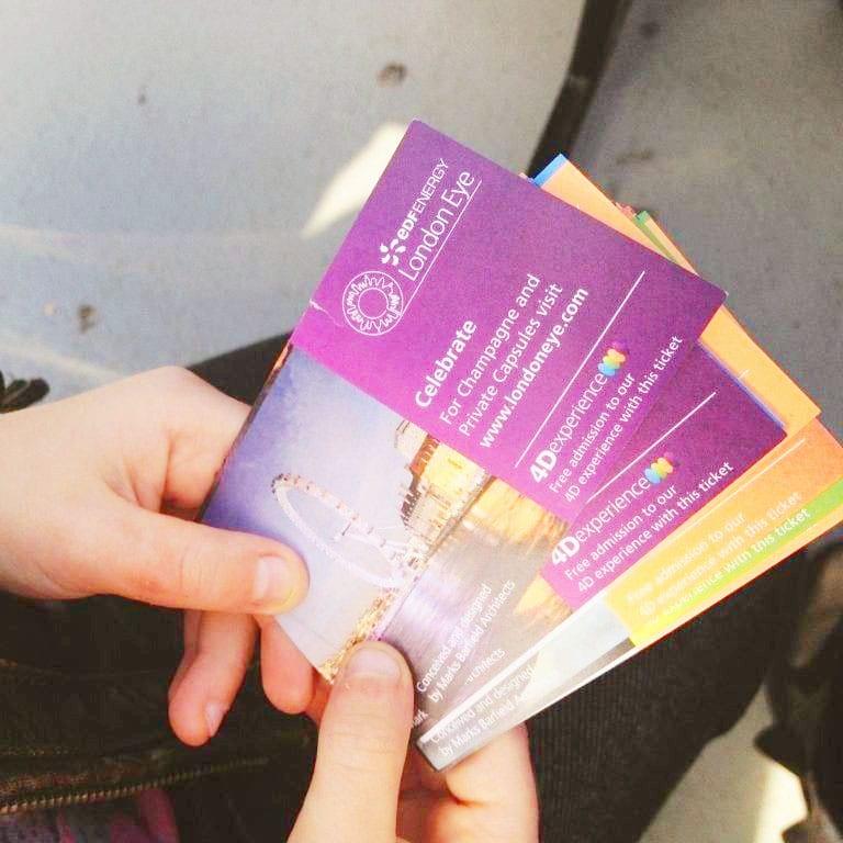 fake tickets london scams tourist tourism