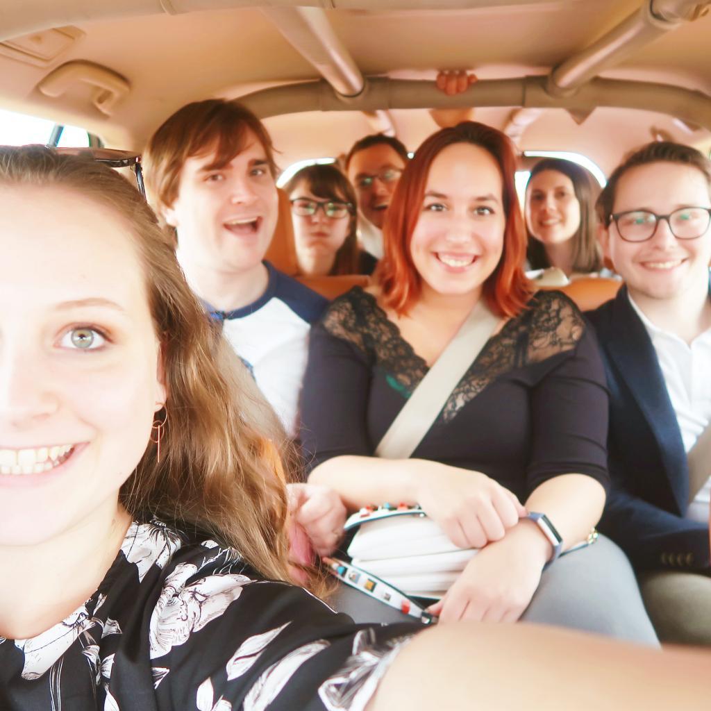 desert safari car friends review dubai