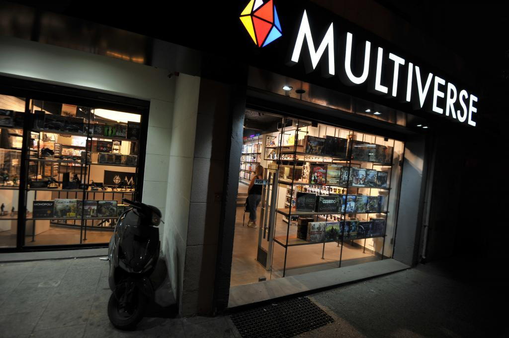 what to do in hamra beirut lebanon boardgames multiverse cafe
