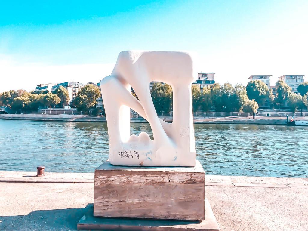 Check out the Musée de la Sculpture en Plein Air