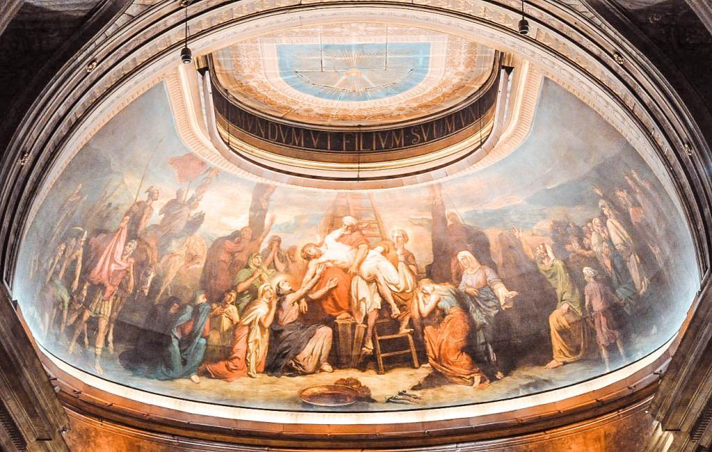 Visit Eglise Saint Philippe du Roule