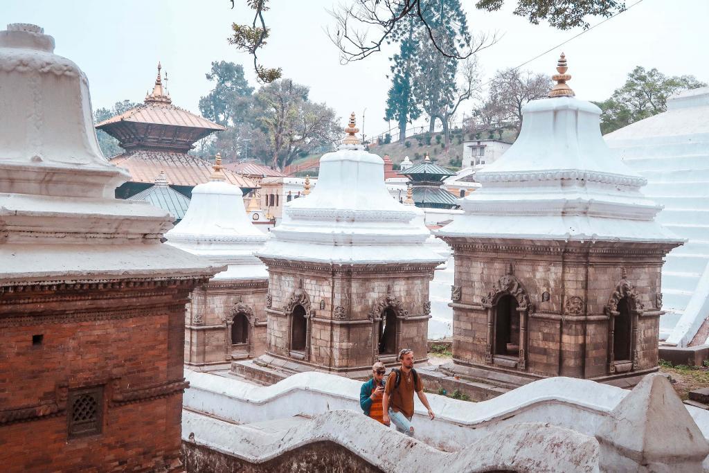 visit pashupathinath in kathmandu nepal