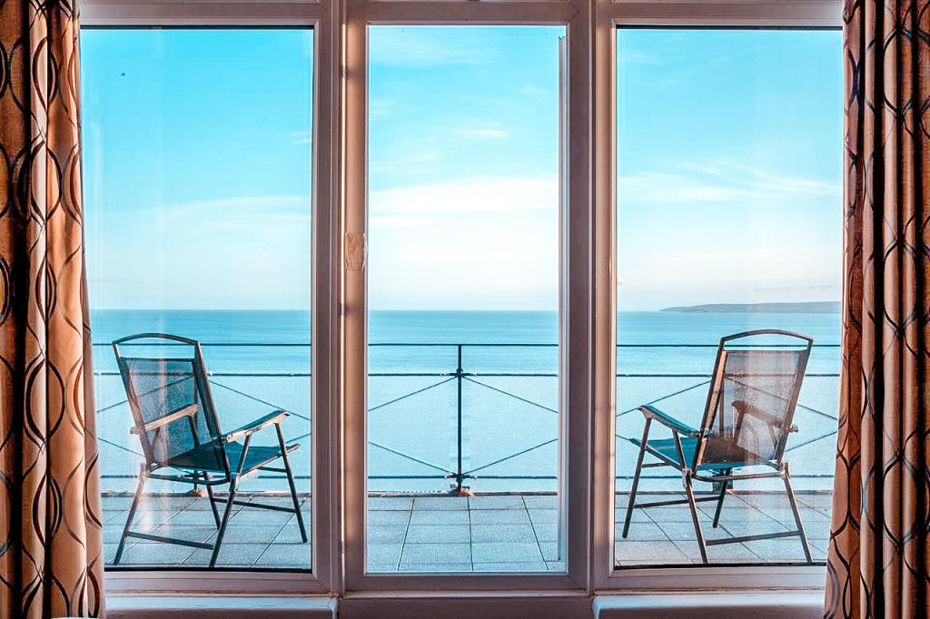 Bournemouth hotel where to stay Marsham Court Hotel