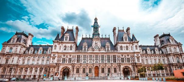 visit hotel de ville mairie paris