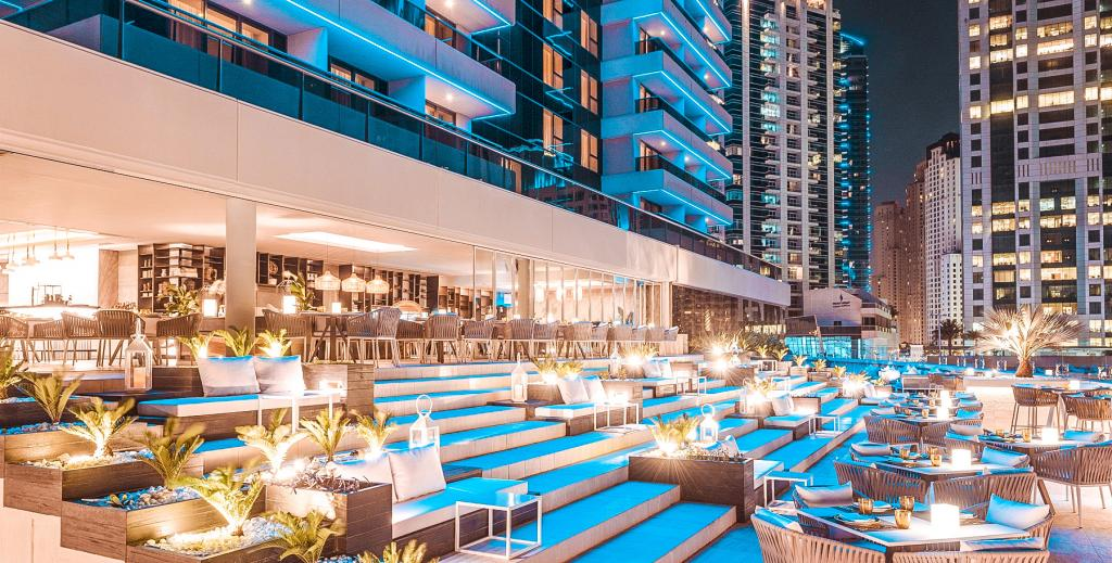 best rooftop bars dubai siddhrta