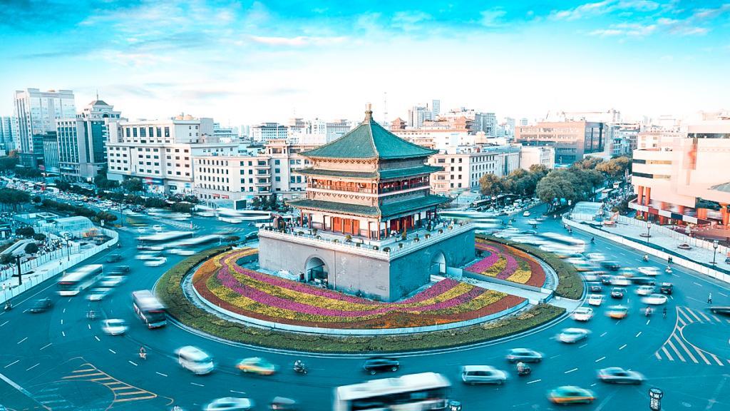 xian airport transfer city center
