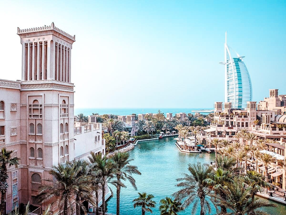 Beach Hotels Dubai With Private