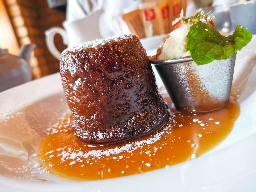 kate browns ardfert sticky toffee pudding