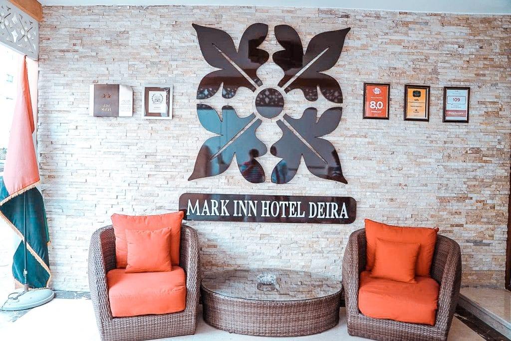 cheap budget hotel dubai deira mark in hotel