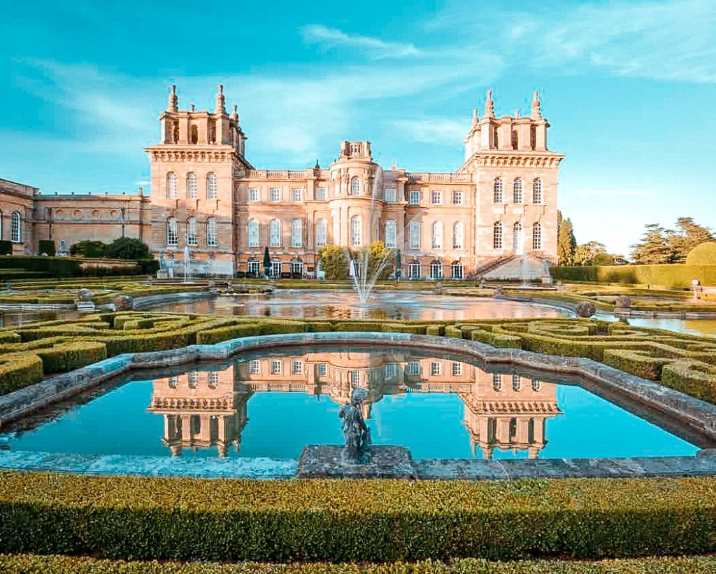 10 best citytrips from london blenheim palace